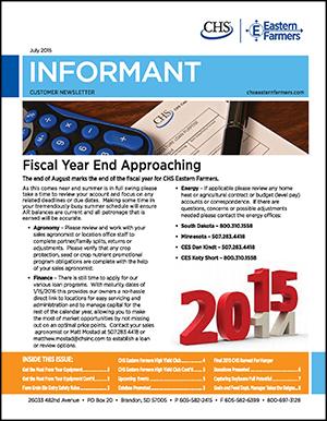 Informant - July 2015
